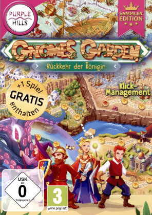 Gnomes Garden 8 - Return of Queen