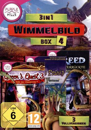 3 in 1 Wimmelbild Box 4