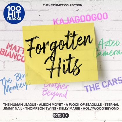 Ultimate Forgotten Hits (5 CDs)