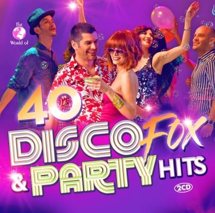 40 Disco Fox Party Hits 2021 (2 CDs)