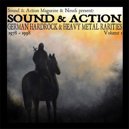 Sound And Action - Rare German Metal Vol. 1 (2 CDs)
