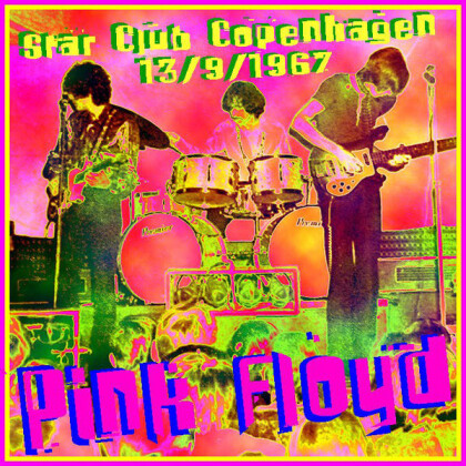 Pink Floyd - At The Star Club 1967 (Japan Edition)