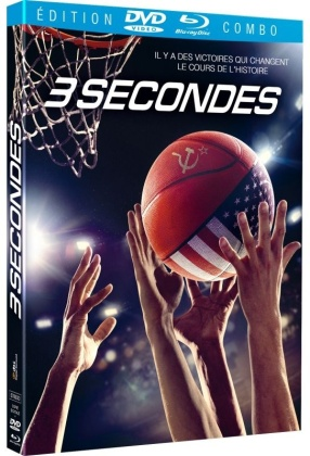 3 secondes (2017) (Blu-ray + DVD)