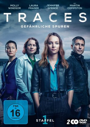 Traces - Gefähliche Spuren - Staffel 1 (2 DVDs)