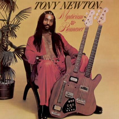 Tony Newton - Mysticism & Romance (2021 Reissue, Tidal Waves Music, Clear Vinyl, LP)