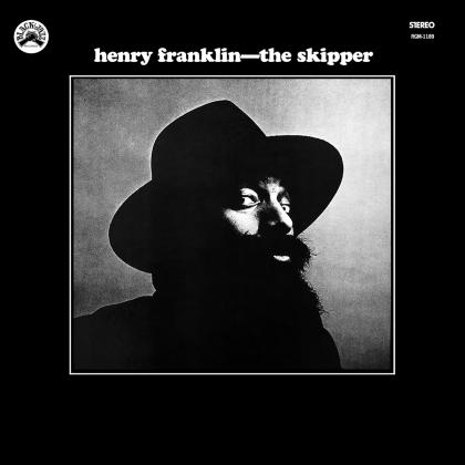 Henry Franklin - Skipper (2021 Reissue, Real Gone Music)
