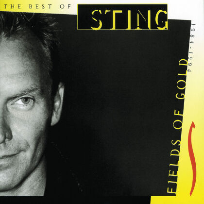 Sting - Fields Of Gold - The Best Of Sting (New Edition)