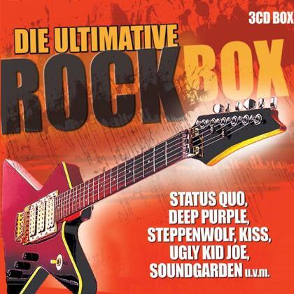Die Ultimative Rock Box (3 CDs)