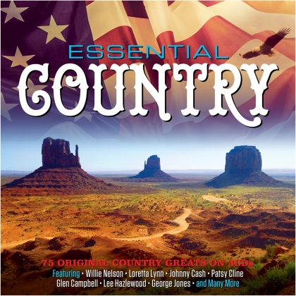 Essential Country (3 CDs)