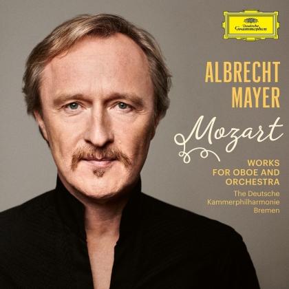 Deutsche Kammerphilharmonie Bremen, Wolfgang Amadeus Mozart (1756-1791) & Albrecht Mayer - Mozart