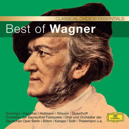 Nilsson, Domingo, Bp, WP, Karajan, … - Best Of Wagner