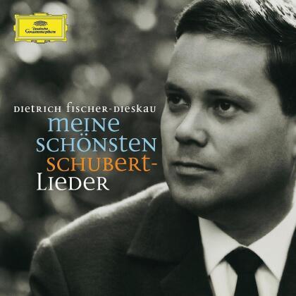 Franz Schubert (1797-1828), Dietrich Fischer-Dieskau & Gerald Moore - Meine Schönsten Schubert-Lieder