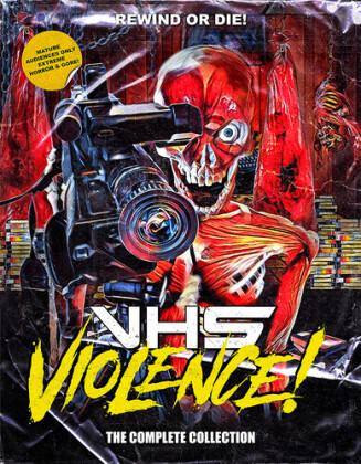 Feature Film - Vhs Violence: The Complete Collection