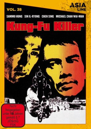 Kung-Fu Killer (1976) (Asia Line, Limited Edition)