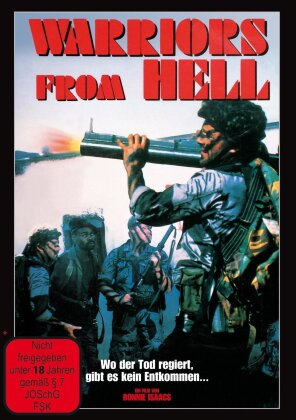Warriors from Hell (1990)