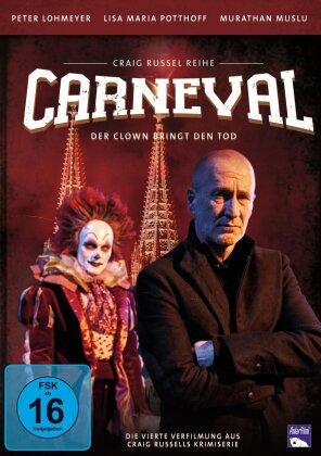 Carneval - Craig Russell Reihe - Der Clown bringt den Tod (2018)