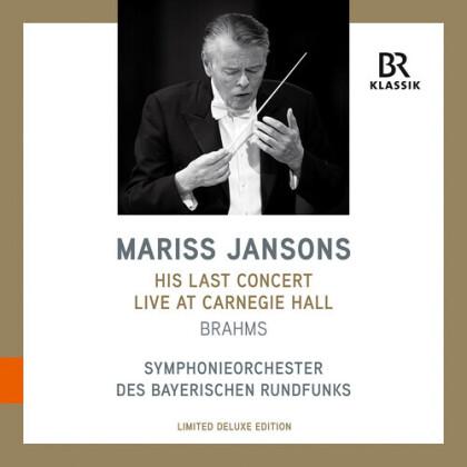 Richard Strauss (1864-1949), Johannes Brahms (1833-1897), Mariss Jansons & Symphonieorchester des Bayerischen Rundfunks - His Last Concert Live.. (LP)
