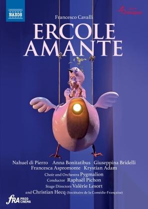 Francesco Cavalli - Ercole Amante (2 DVDs)