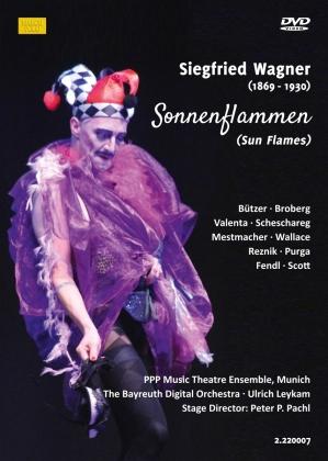 PPP Music Theatre Ensemble Munich, The Bayreuth Digital Orchestra & Siegfried Wagner - Sonnenflammen (Sun Flames)