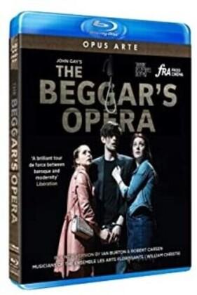 Les Arts Florissants, William Christie & Robert Burt - The Beggar's Opera (Opus Arte)