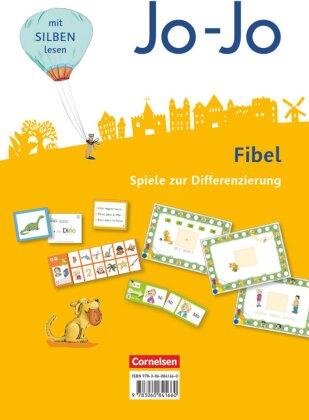 Jo-Jo Fibel, Allgemeine Ausgabe 2016 - Spiele zur Differenzierung