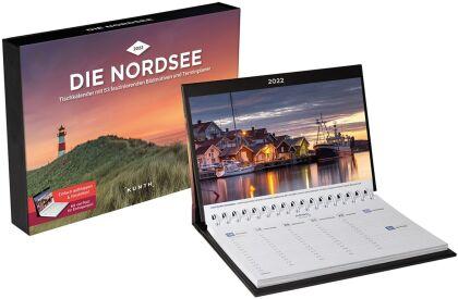 Die Nordsee Tischkalender 2022