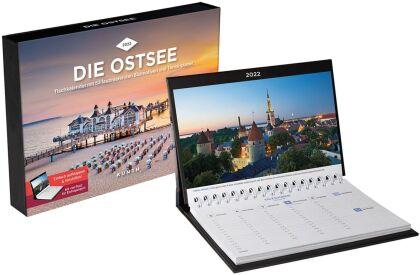 Die Ostsee Tischkalender 2022