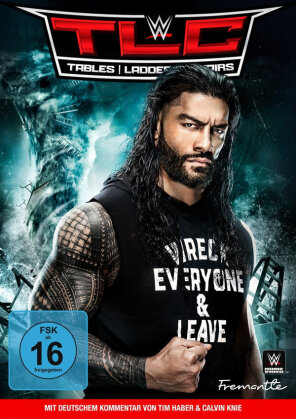 WWE: TLC 2020 - Tables / Ladders / Chairs (2 DVDs)