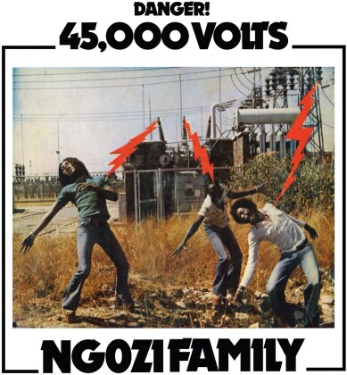 Ngozi Family - 45,000 Volts (LP)