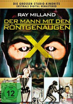 Der Mann mit den Röntgenaugen (1963) (Digital Remastered)
