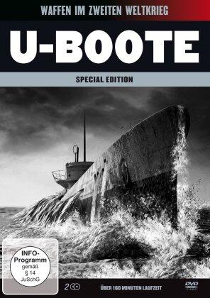 Waffen im 2. Weltkrieg: U-Boote (Special Edition, 2 DVDs)