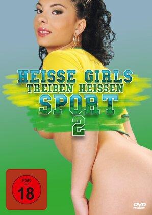 Heisse Girls treiben heissen Sport 2