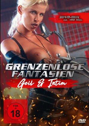 Grenzenlose Fantasien Box - Geil & Intim (3 DVDs)