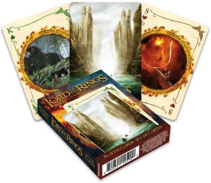 Herr der Ringe Die Gefährten (Spielkarten)