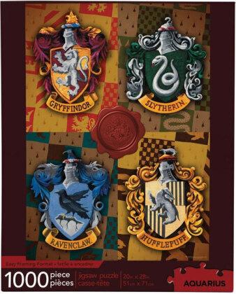 Harry Potter Crests (Puzzle)