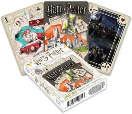 Harry Potter Locations (Spielkarten)