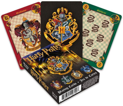 Harry Potter Crests (Spielkarten)