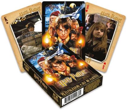Harry Potter Harry Potter und der Stein der Weisen (Spielkarten)