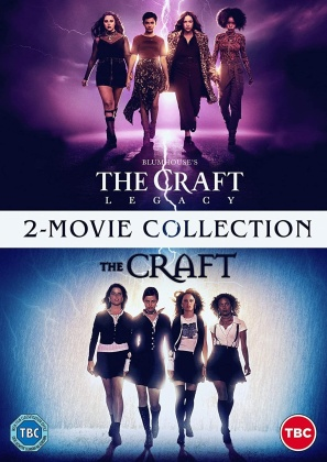 The Craft (1996) / The Craft: Legacy (2020) (2 DVDs)