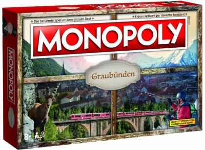 Monopoly Graubünden (Auflage 2020)