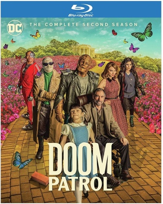 Doom Patrol - Season 2 (2 Blu-rays)