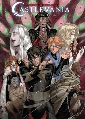 Castlevania - Season 3 (2 DVDs)