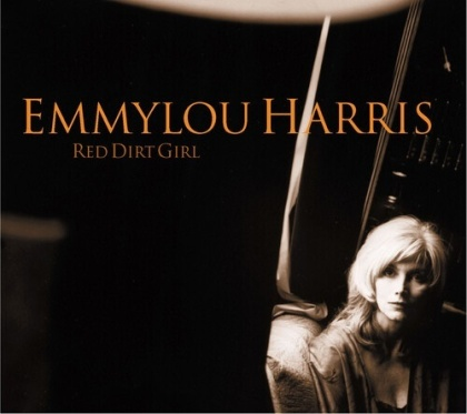 Emmylou Harris - Red Dirt Girl (2021 Reissue, Nonesuch, Red & Clear Vinyl, LP)