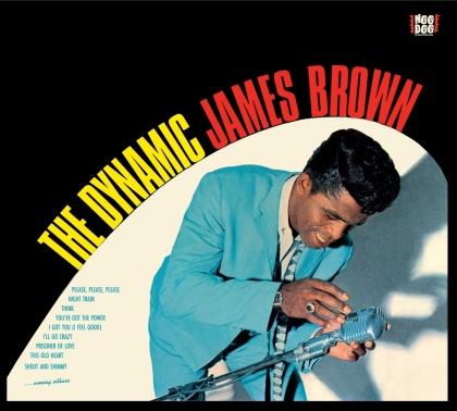 James Brown - Dynamic James Brown