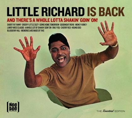 Little Richard - Little Richard Is Back (2021 Reissue)