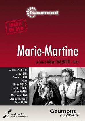 Marie-Martine (1943) (Collection Gaumont à la demande)