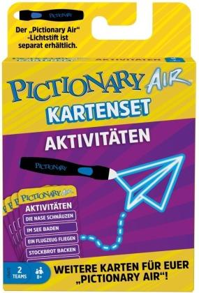 Pictionary Air Extension Pack Activities (Spiel-Zubehör)