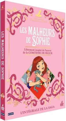 Les malheurs de Sophie - L'intégrale de la saga (Neuauflage, 4 DVDs)