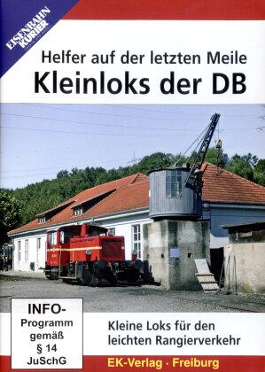 Kleinloks der DB - Helfer auf der letzten Meile - Kleine Loks für den leichten Rangierverkehr (Eisenbahn-Kurier)