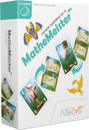 Mathemeister Minus - Lernspiel Subtraktion (Kinderspiel)